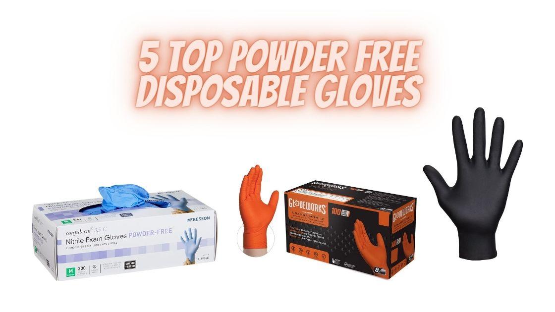 Powder Free Disposable Glove